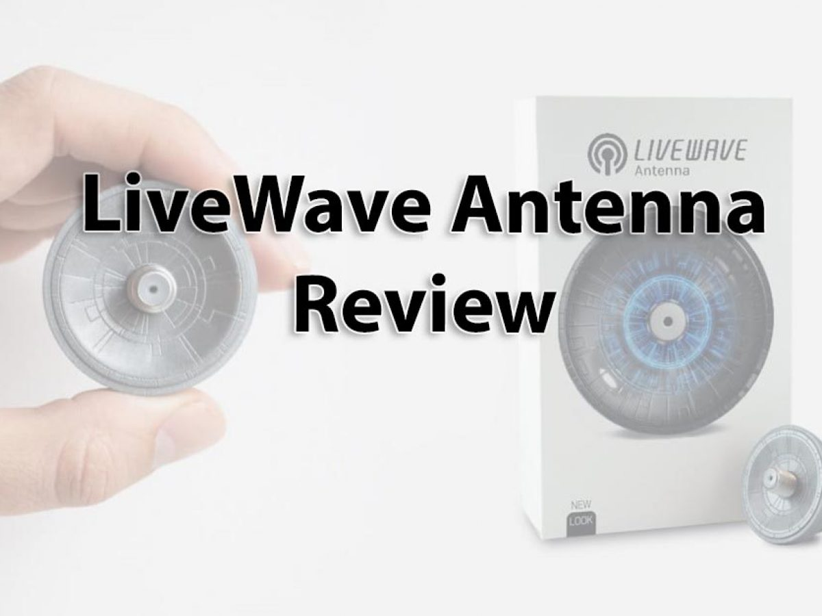 Complete Review On LiveWave Antenna