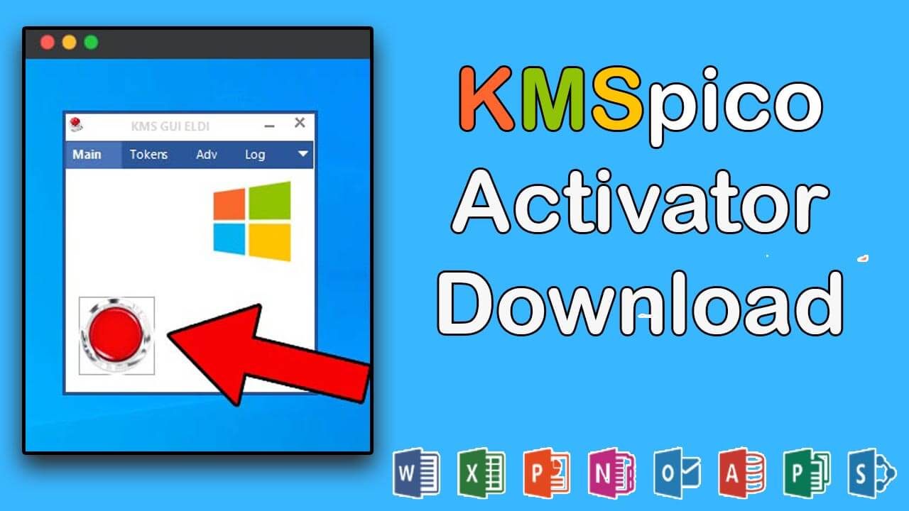 KMS Activator Office Key