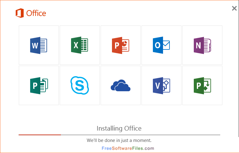 Microsoft Office 2016 Product