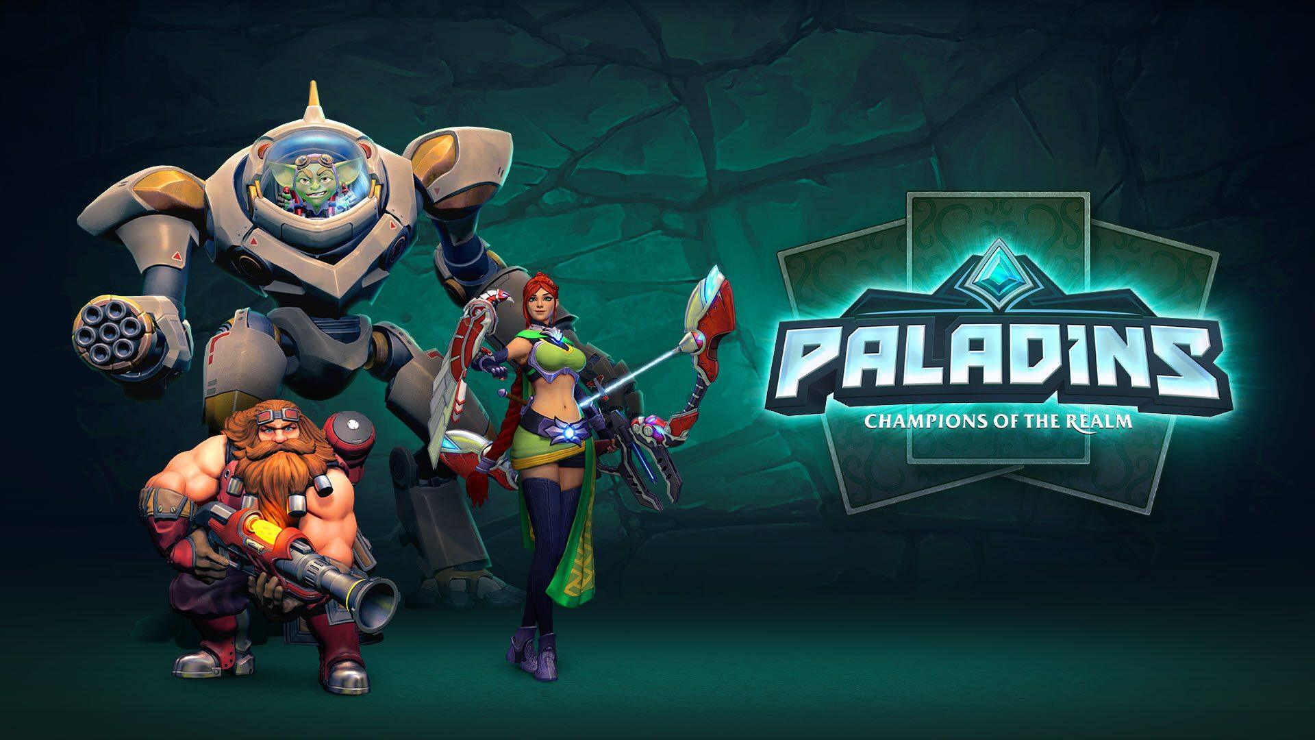How to Fix Paladins Content File Locked
