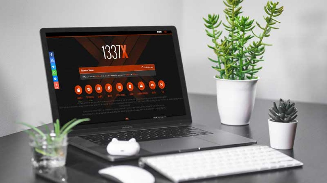 1337x to Get Free Movies, TV Series and Software